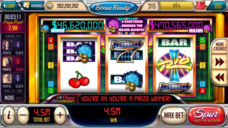 Strategy for playing slot machines online